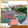 Square Durable Outdoor Rubber Flooring with High Quality