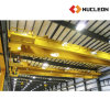 Heavy Duty 30 Ton Overhead Crane Solution for Steel Pipe Industry