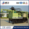 Water Well Drilling Rig Machine for 400m Depth with Air Compressor