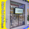 Laser Cut Decorative Stainless Steel Room Divider Wall