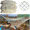 White Polypropylene Woven Scaffolding Building Safety Net for Avoid Falling