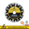 Hot Pressed Sintered Flush Diamond Saw Blade with T Segment