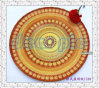 Glass Charger Plate Plate Glass Plate Charger Plate Dinnerware Tableware