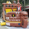 Commercial Inflatable Jumping Bouncy Castle with Slide