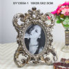 Good Price Baroque Style Resin Photoframe Polyresin Photo Picture Frame