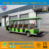 17 Seats Electric Sightseeing Car with Ce and SGS Certificate