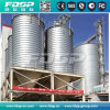 Plastics Storage Steel Silos Construction with Layout