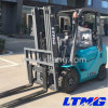 New Brand New Style 1.5 Ton LPG Forklift with 3 Stage Mast