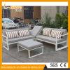 Modern Leisure Aluminum Corner Sofa Set Garden Table and Chair Outdoor Furniture