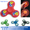 2D Blank Sublimation Fidget Toy Hand Spinner Custom