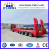 ISO CCC 5 Axles Lowbed Lowboy Tractor/Truck Semi Trailer with Best Price