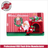 Christmas Card USB Flash Memory Customized Gift