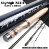 Top Quality 7′6′′ FT 3wt Im 12 Nano Carbon Fly Rod