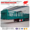 Stake Fence Container Semi Trailer for Domestic Animal Loading