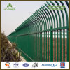 China Professional Hot Dipped Galvanized and Powder Coated/Paint Pressed Spear Top Railway Fencing/ Wrought Iron Fence