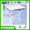 Adjustable Height Lifting Folding Draft Table/Drawing Desk (CT-44)