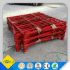 4-Tier Storage Metal Stacking Rack for Warehouse