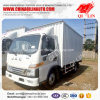 1t Payload 3300mm Wheelbase Dry Box Truck