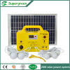 Daytime 20W Solar Panel 12V Battery Solar Power System