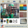 Rubber Tiles Manufacturing Machine with Sliding Device