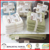 100% Organic Cotton Gift Towel Sets Df-C185