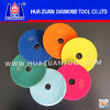 Resin Bond Diamond Flexible Polishing Pad for Stone