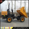 Cheap Price 3.0 Ton Site Dumper with Wider Tires