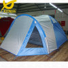 4 Person Family Tent with Fiberglass Pole