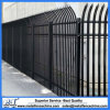 Galvanized and Powder Coated W Pale Palisade Fencing