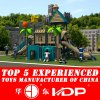 2014 Plastic Playground Material and Outdoor Playground (HD14-091B)