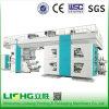 Ytc-61400 Less Error Ci Flexography Printing Machine for PE Film