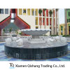 Natural Granite Stone Water Fountain for Outdoor Garden