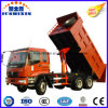 Rigid Foton 10wheels 6*4 Dump Truck with 40ton Loading Capacity