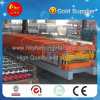 Steel Roof Rolled Line China, 2016 New Tiles Produce machine