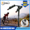 Ball Mounted Bike Rack