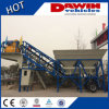 Mobile and Compact Concrete Plants Along with Concrete Mixers