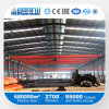 Motor-Driven Single Beam Overhead Crane