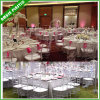 Plastic Clear Acrylic Crystal Wedding Chair