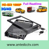 4 Channel H. 264 SD Card Mobile DVR for School Buses Security Video Monitoring Systems