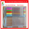New Packing Glitter Gel Pen with 12colors (M-1056)