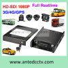 3G 4G WiFi 4 Channel 8CH School Bus Monitoring Kit with GPS Tracking
