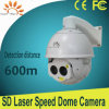 Night Version Security Laser Speed Dome Camera