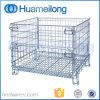 Industrial Stackable Storage Mesh Bin