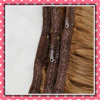 Hot Sale Brazilian Clip-in Hair Extensions Silky 16inch Brown Color