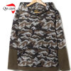 New Fashion Camo Camp Hoody (QZ-LW-088)