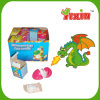 Dinosaur Toy Candy with Tattoo