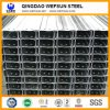 Multi Purpose Q235B Pre-Galvanized Angle Steel High Quality Steel C Channel