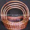 Wicker Basket for Garden