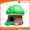 Inflatable Mushroom Jumping Moonwalk Bouncer (T1-597)