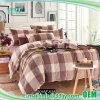 Custom Promotion Lodge Hospital Brown Cotton Bedsheet